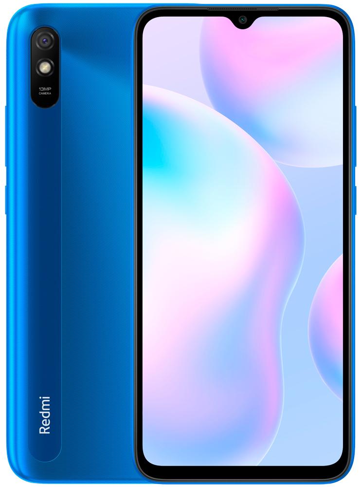 Смартфон Xiaomi Redmi 9A 2/32Gb Sky Blue